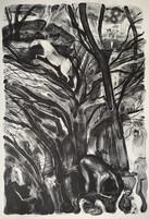 Spells, stone lithograph, 74x52cm.jpg