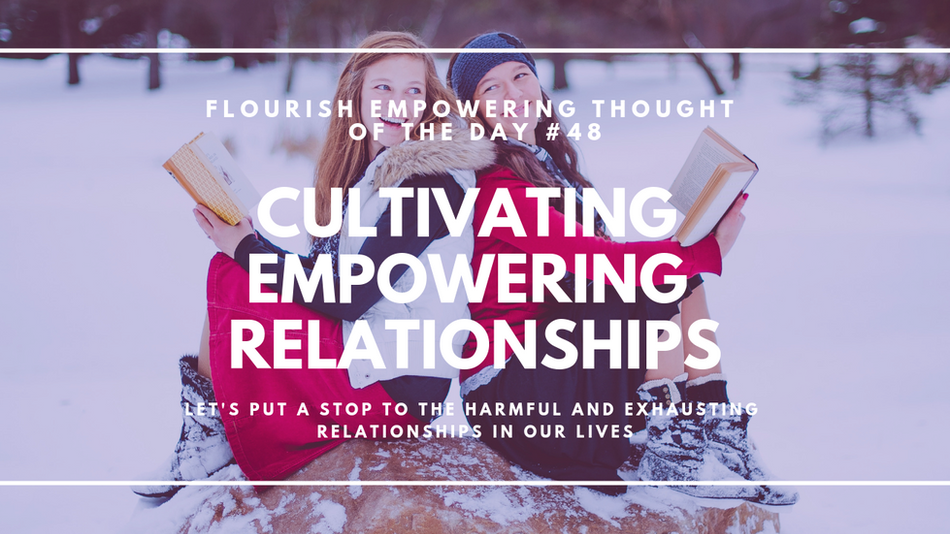 Cultivating empowering relationships