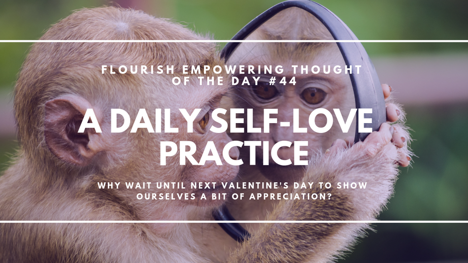 Creating a daily self-love practice