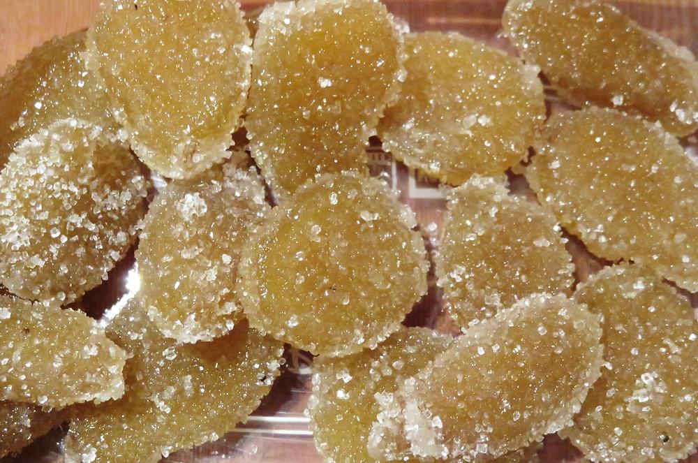 Zencefil Şekerlemesi