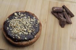 Çikolatalı Fındıklı Turta