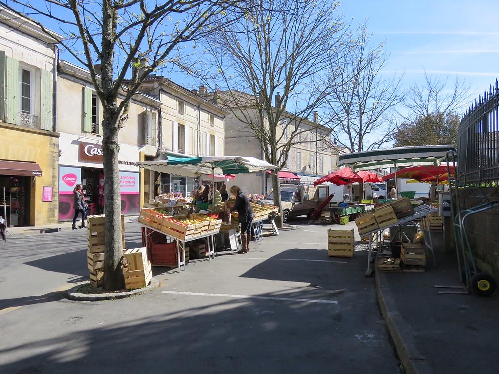 Bergerac Pazarı