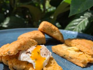 Peynirli Scones