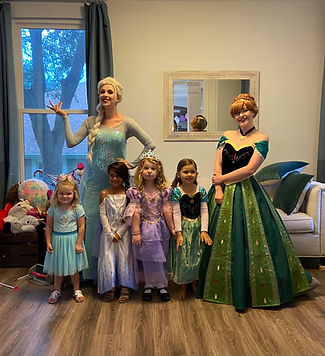Our frozen sisters
