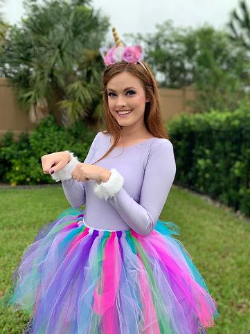 Candy Mountain unicorn