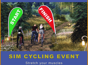 SOS Cycling Event!