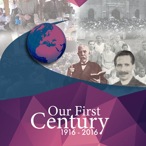 Our First Century – DVD