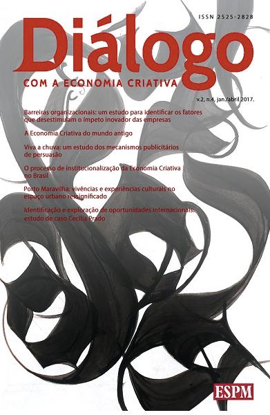 Capa da revista Diálogo número 4