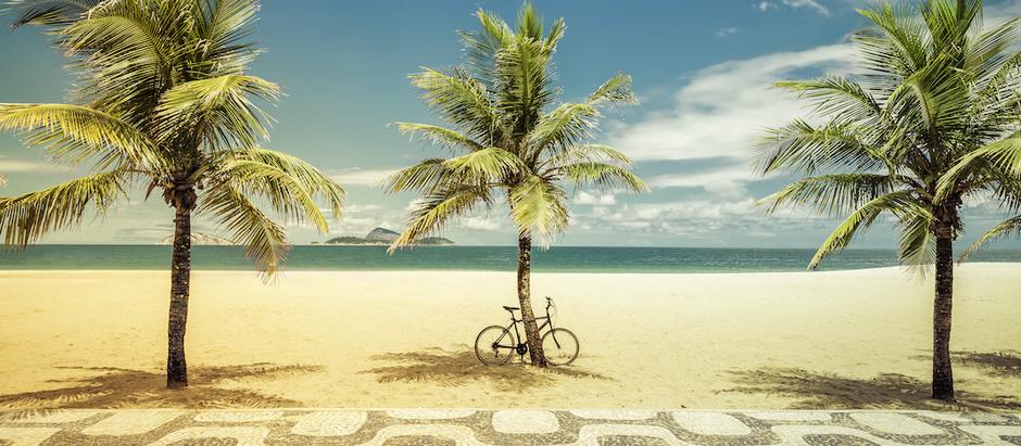 Praias preferidas dos cariocas