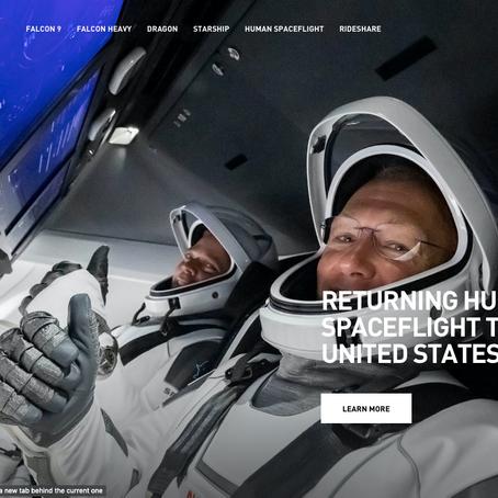 Quantas tentativas são necessárias para o lançamento do foguete da Space X?