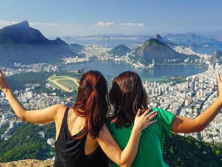 Do que o carioca sente mais falta?