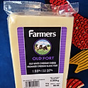 Farmers Cheddar Cheese (Old)