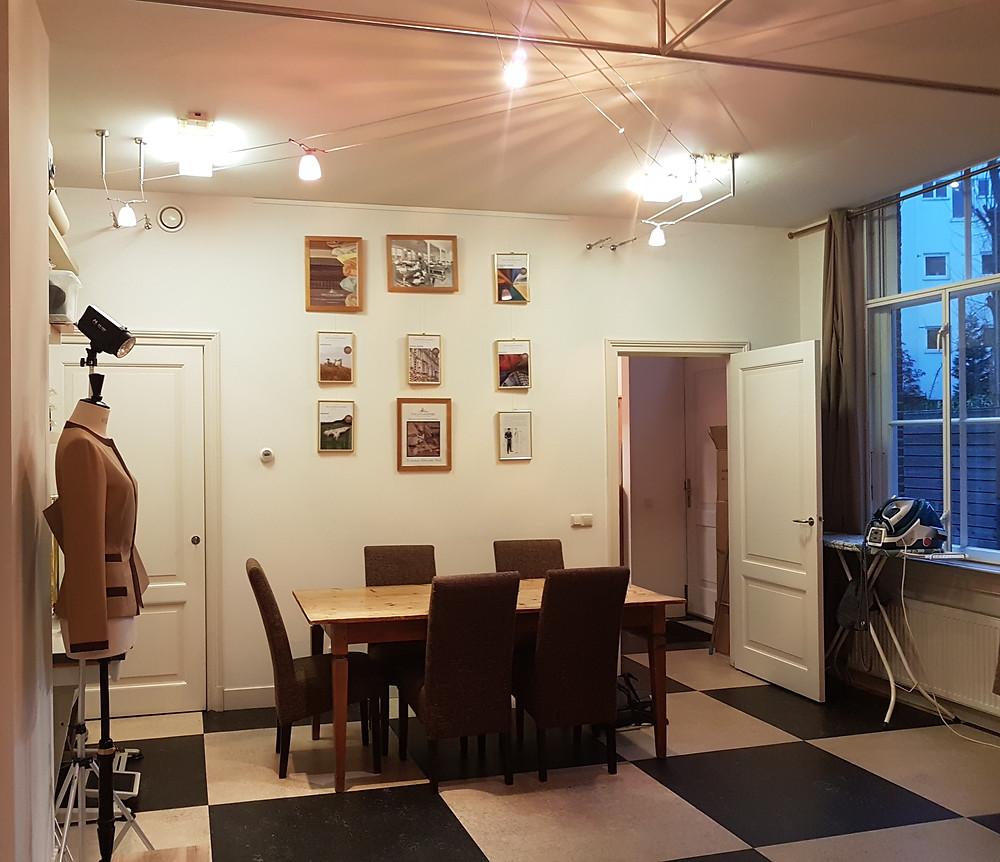 De Oost Bespoke Tailoring before BemStudio's light design