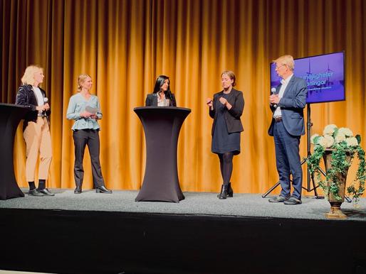 Engagerad publik gav en extra dimension till Framtidens Elsystem 2020!