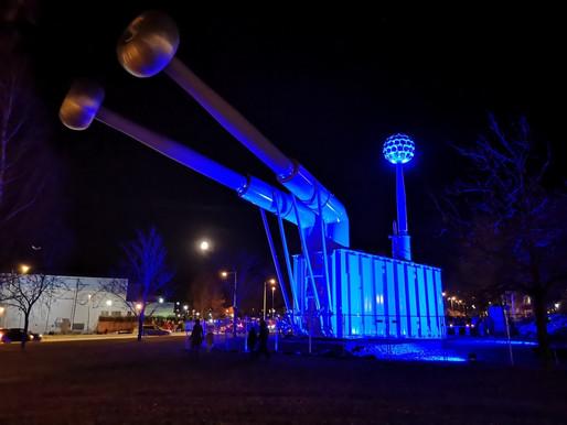 EVENT: Unikt energilager tryggar viktig elförsörjning i Ludvika