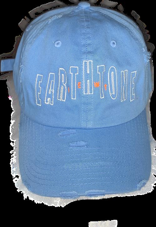 Earthtone I.E.W.T Hat (Baby Blue)
