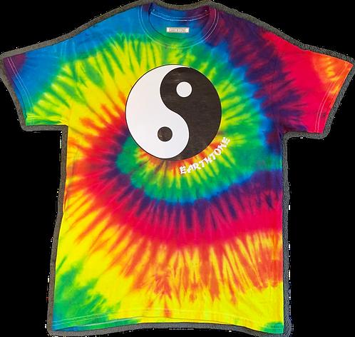 Ying/Yang Tie-Dye