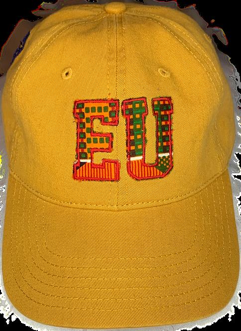 Earthtone University HBCU hat (Mustard)