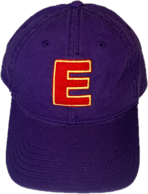 Varsity Hat (Purple)