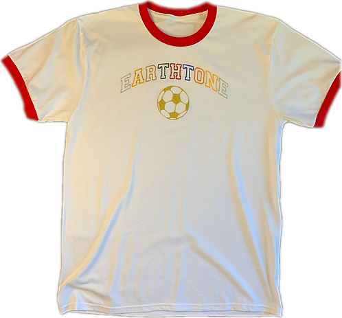 Soccer Tee Premium Red