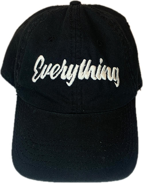 Everything Hat Black