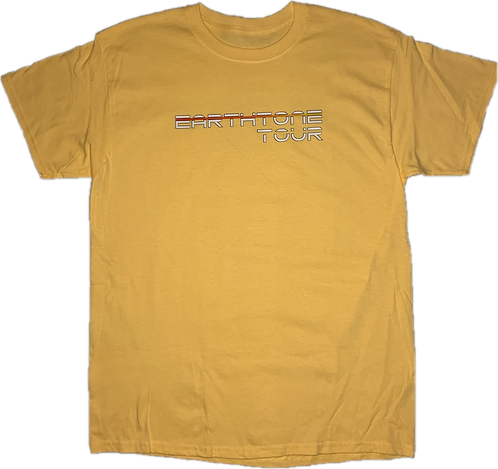 Band Tour Tee (Easter Yellow)