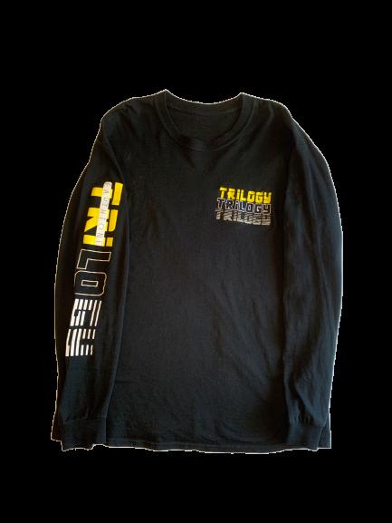 TRILOGY Full Sleeve (Black)