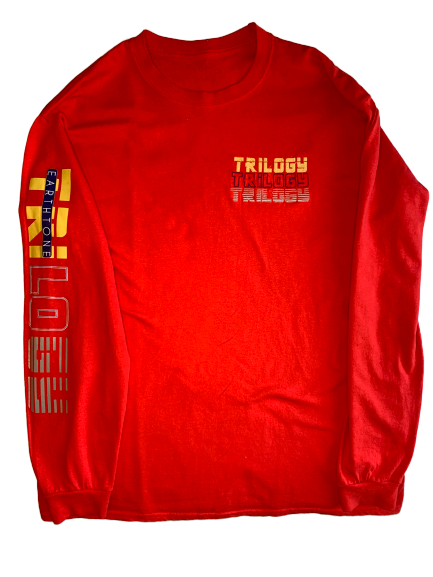 TRILOGY Full Sleeve (RED)