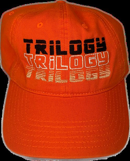 TRILOGY Hat (Orange)