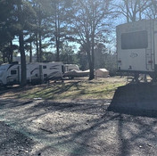 Plenty of Sites at Hot Springs RV Park, Arkansas