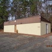 Storage Building at Hot Springs RV Park, Arkansas