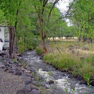 Creekside site