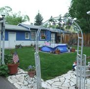 Main House gardens