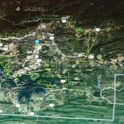 Area Map Hot Springs, Arkansas