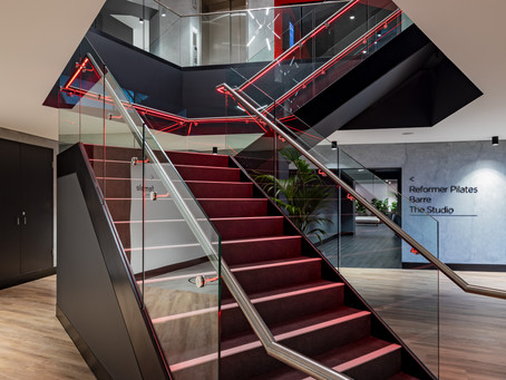 New Virgin Active Gyms - CBD Sydney, Bligh and Margaret Street - Design by Quattro Architecture buil