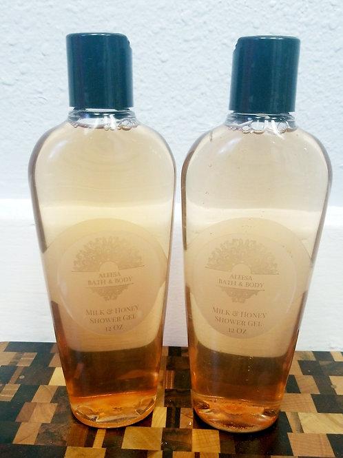 Handmade Shower Gel | Choose Your Scent
