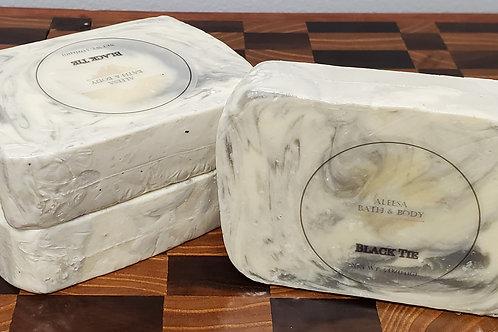 Black Tie WholeSale Soap - 8 Bars