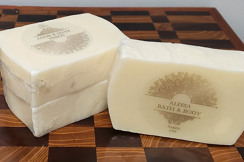 Wholesale Naked Handmade Soap - 8 Bars