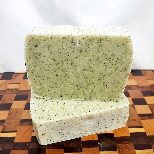 Jewelweed Handmade Soap