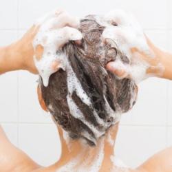 Washing Hair with a Shampoo Bar