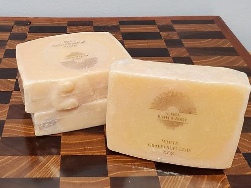 White Grapefruit Handmade Soap