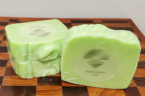 Grass Handmade Soap