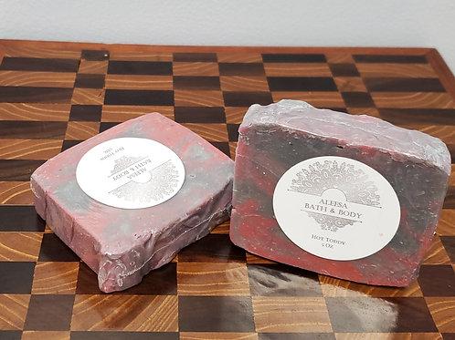 Hot Toddy Handmade Soap