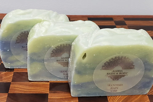 Kentish Rain Bar Soap
