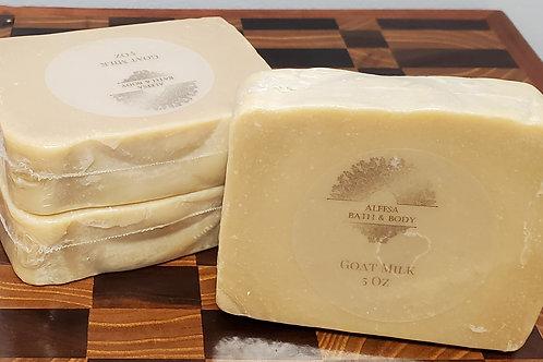 Goat Milk Handmade Bar Soap