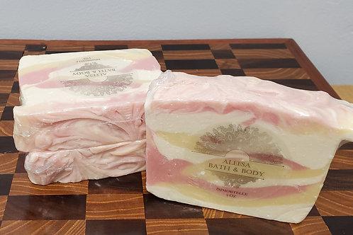 Immortelle Type Handmade Soap