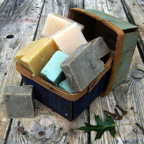 3 Bar Monthly Soap Subscription