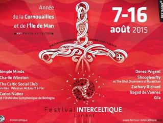 Lunch Noazh au Festival Interceltique de Lorient