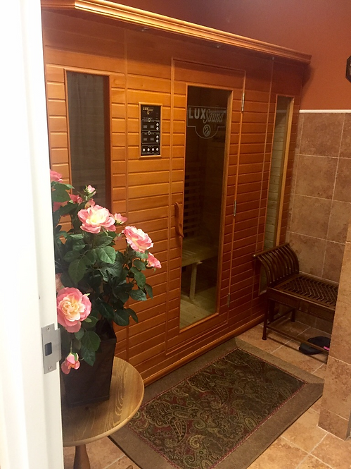 Detoxing Lux Sauna Treatment