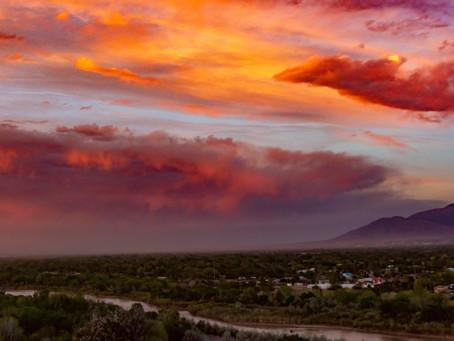 Beautiful Albuquerque Landscape Photos